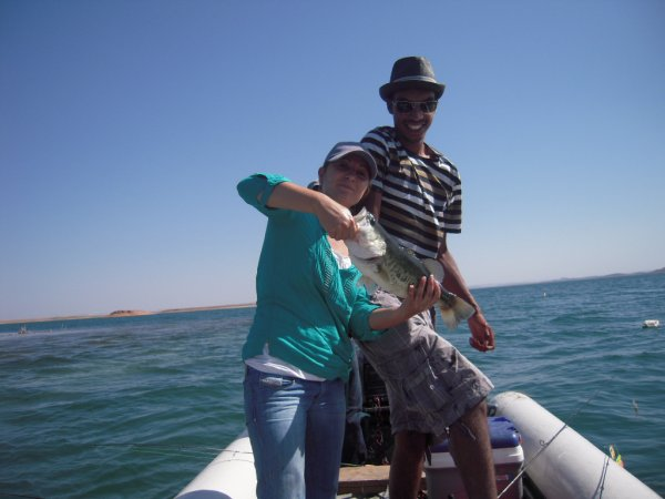 Un bass de 50 cm pour 2.5kg !