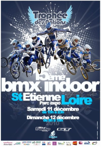 indoor de St étienne