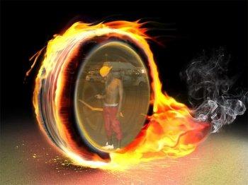 MOI EN MODE FLAMME