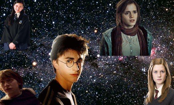 A quels personnages HP ressemblez-vous ?