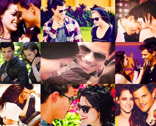 . Articles web : Kristen Stewart peut compter sur le soutien de Taylor Lautner : .