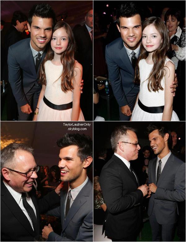 . Un nouvelle interview de Taylor, toujours pour la promotion du dernier Twilight : .