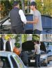 . Taylor a été vu quittant L'Ermitage Beverly Hills Hotel le 7 mai : .