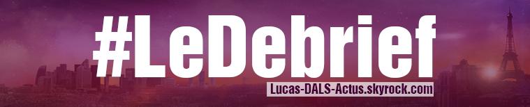 #DEBRIEF : #DALS9 - Episode 1