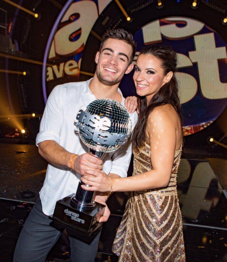 #VICTOIRE : Clément Rémiens & Denitsa Ikonomova remportent la 9e saison de Danse Avec Les Stars !