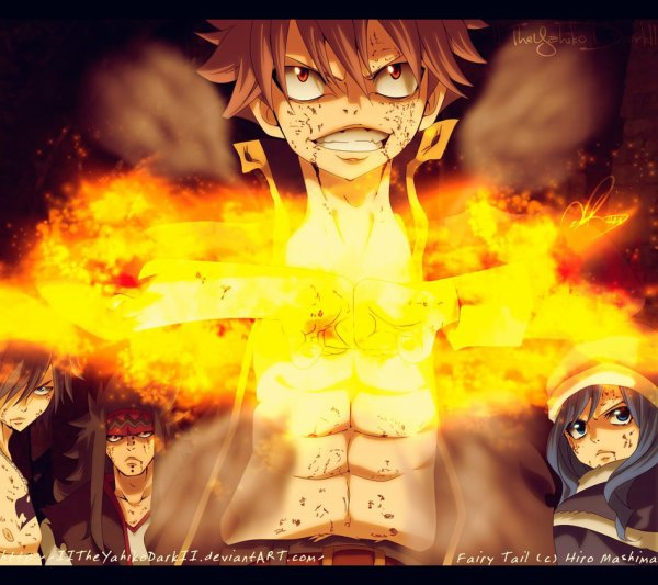 Fairy Tail!!!