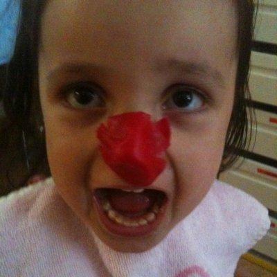 Ma ch'tite Clown  !