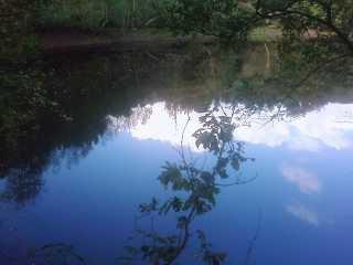 lac , de la legende du roi arthur