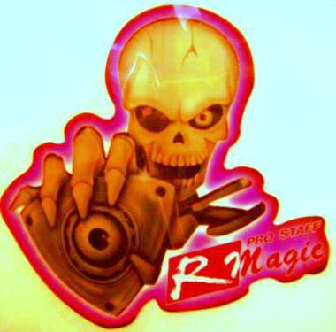 ROTATY R MAGIC MAZDA RX 8
