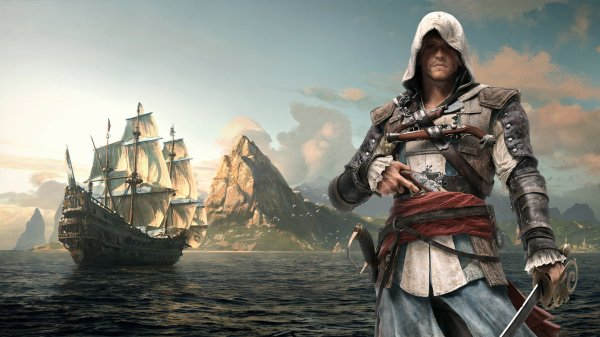 Thème Assassin's Creed IV Black Flag sur JVL