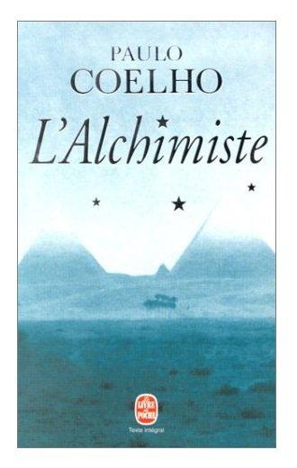 L'Alchimiste, de Paulo Coelho.