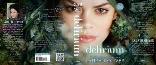 Délirium, de Lauren Oliver.