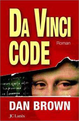 Da Vinci Code, de Dan Brown.