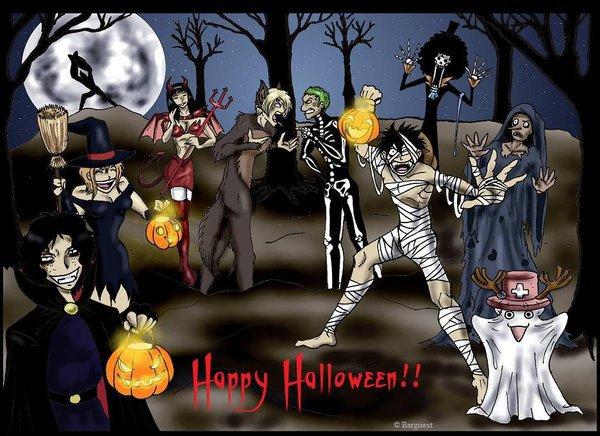 Happy Halloween ! Niahahahah Niiiahahahah !!!!!