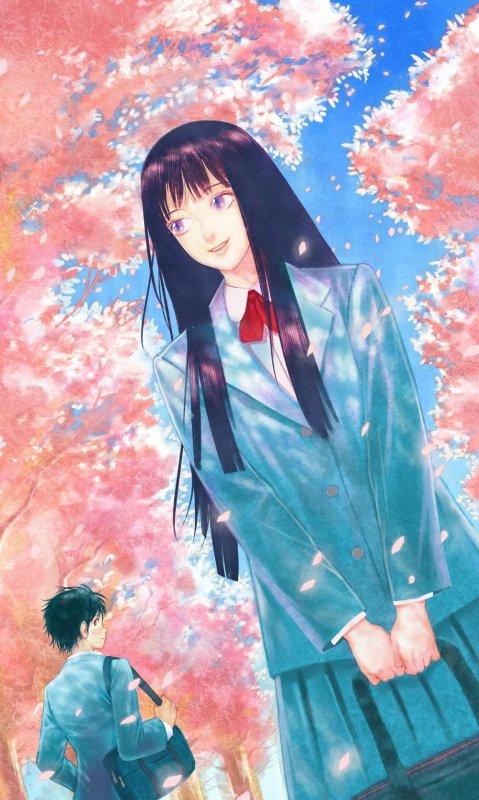 Kimi no tokode ! Que pensez vous de ce manga ?