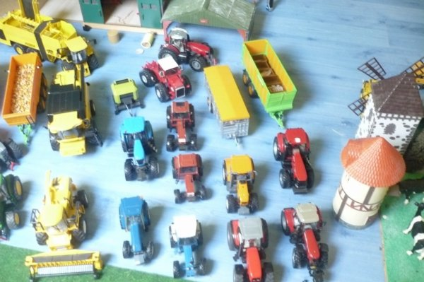 ma colection agricole
