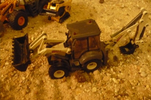chargeur terex