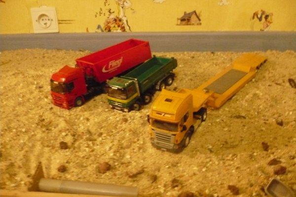 collection de mes camion
