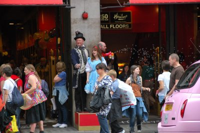 LONDRES - JUIN 2011