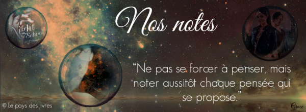 Night School (Tome 5) écrit par C.J. DAUGHERTY