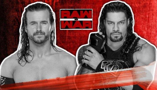WWE RAWisWAR 04/02/19