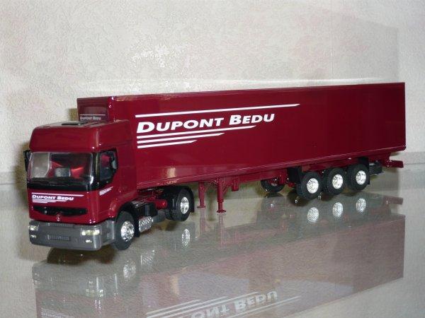 "Renault Premium Fourgon ""Transports Dupont Bedu"" Eligor LBS Ref:111089"