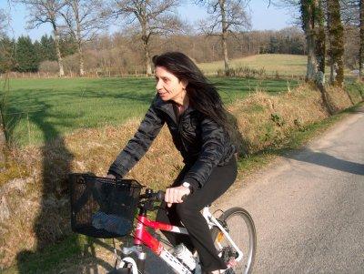 Un Dimanche à vélo.
