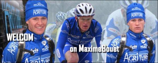 Ta meilleur source et premier blog francais sur le prodige Maxime Bouet de AG2R LA MONDIALE