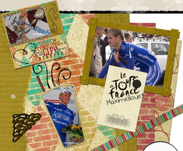 Seven : Ta meilleur source et premier blog francais sur le prodige Maxime Bouet de AG2R LA MONDIALE