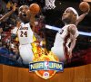Test Andy sur la NBA JAM ....