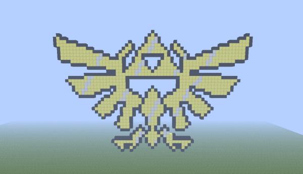 La triforce :P