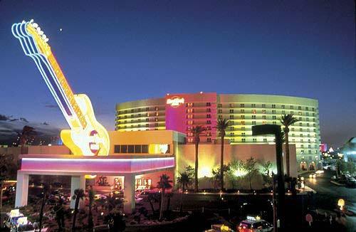 Hard rok hotel Las Vegas