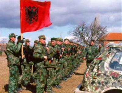 USHTRIA ÇLIRIMTARE E KOSOVËS