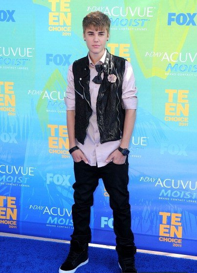 ~~Justin Bieber~~