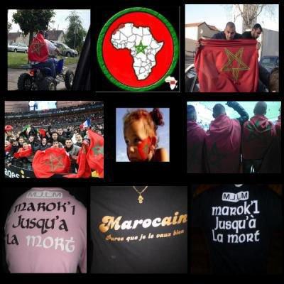 ce blog pour les marociine pas pour les pd