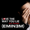 Recovery / Love The Way You Lie (Eminem feat. Rihanna) (2010)