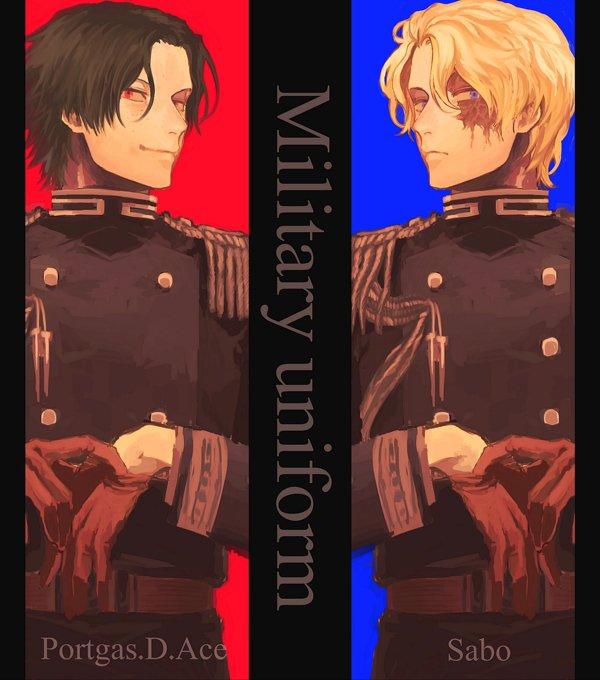 ♥ Ace et Sabo ♥