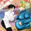 Rin, c'est Levi qui fait grossir Danchou !!!! TTOTT Il a recommencé !! TTOTT