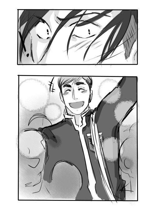 ♥ Erwin x Levi ♥ (Part 1)