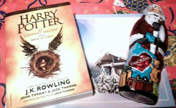 Mes cadeaux de Noël.