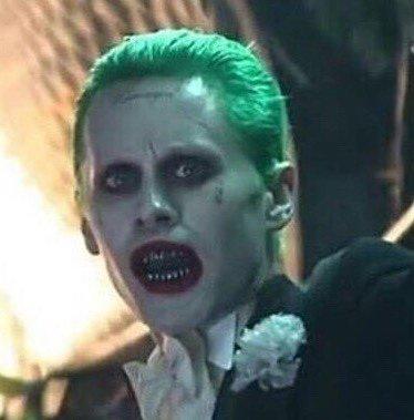 Je te comprends Joker, Harley a bien changé. XD