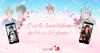 La Saint Valentin débute sur Amour Sucré