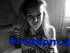 ta dedi Brandon <3