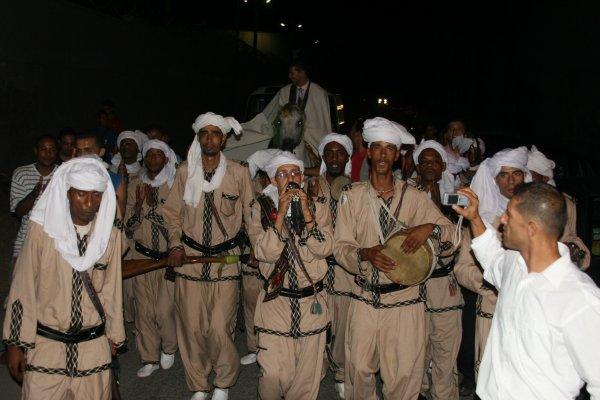 الفرقة الفلكلورية للبرود أولاد شيخ الحاج حوسين