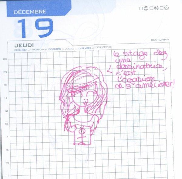 dessin de lisa