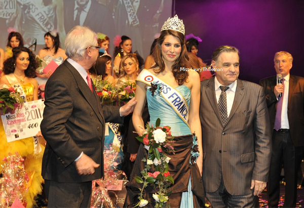 13/03/11. -> Miss France à l'île Maurice !