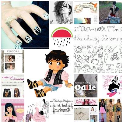 Les blogs préférés de Soraya