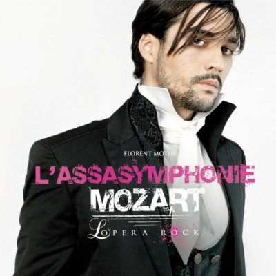 Résumer  du Programme de Mozart L'Opéra Rock - Florent Mothe