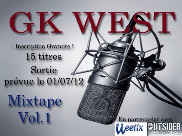 2 em Concours GK West : la mixtape