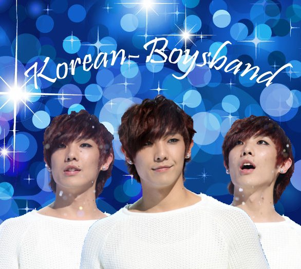Korean-Boysband